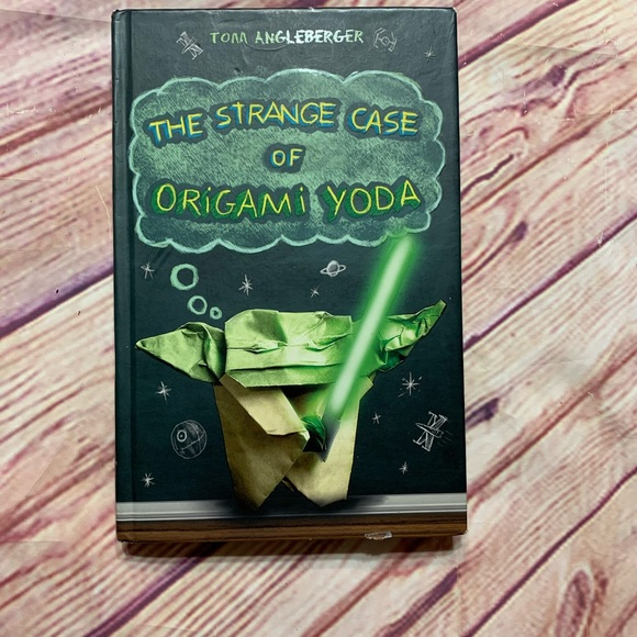 The Strange Case of Origami Yoda | 580x580